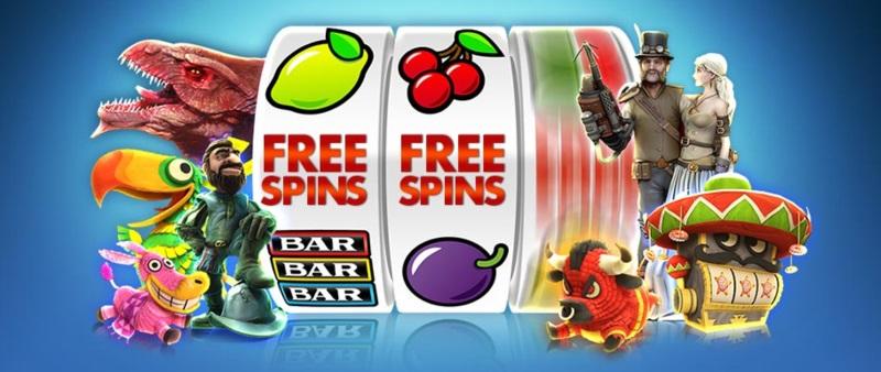 Free spins är kul