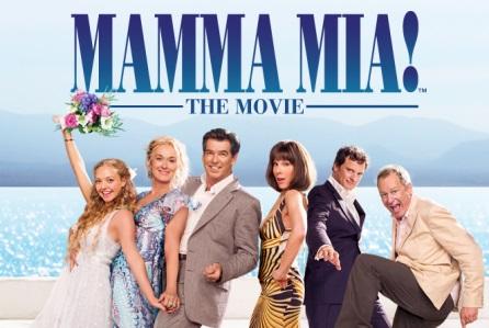 Mamma mia filmen